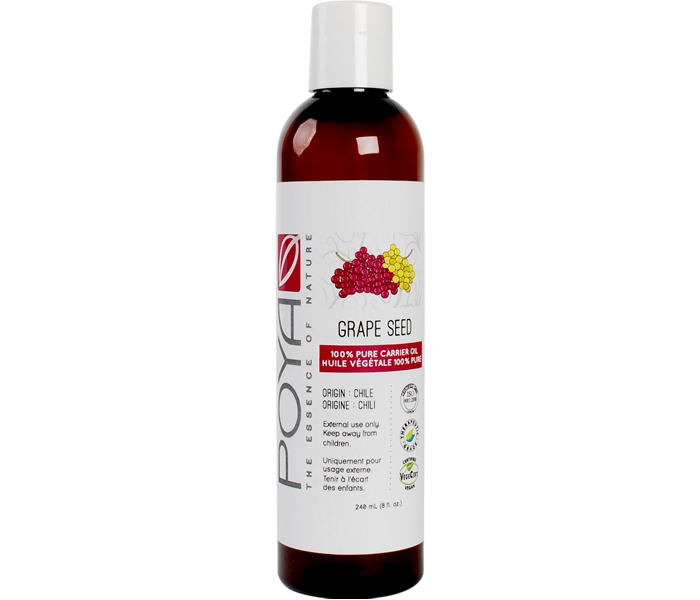 Grapeseed Oil - 8 oz.